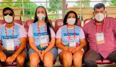 FETEMS e diretores participam da Plenária Mundial Popular de Educação, em Recife